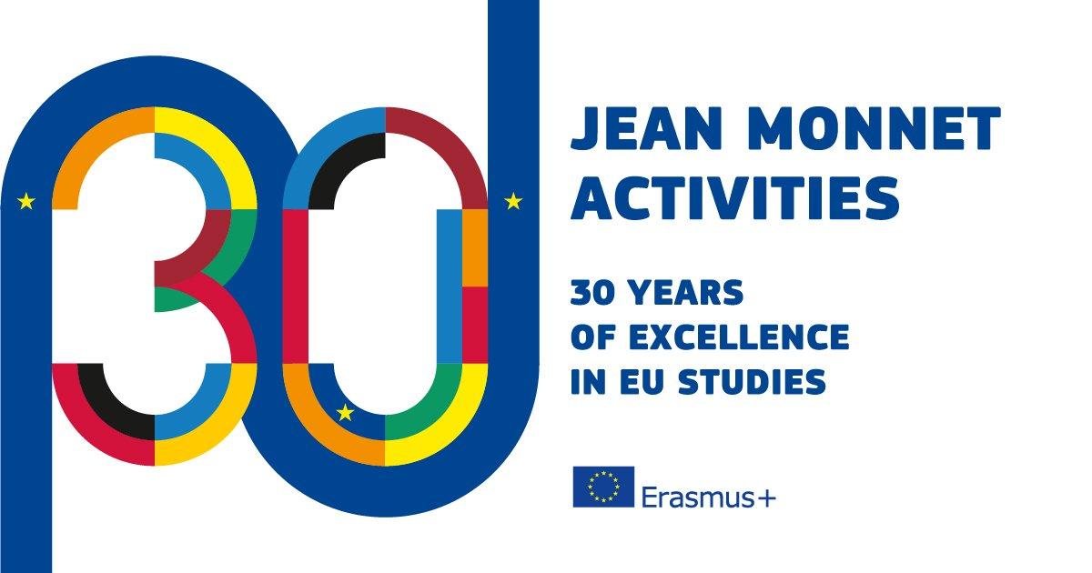 30th anniversary of Erasmus+